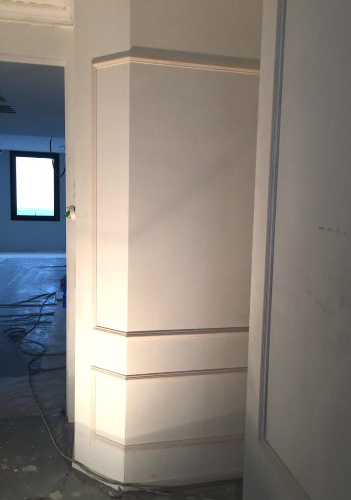 Cornici Soffitto In Cartongesso: Cornici illuminazione indiretta alta decorazione finiture di.